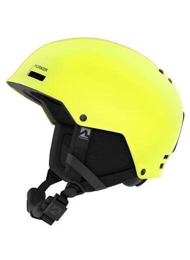 Marker Snowboard Kaskı Sarı
